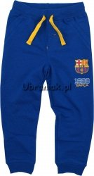 Spodnie Dresowe Fc Barcelona niebieskie