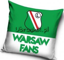 Poszewka na poduszkę Legia Warszawa 40x40