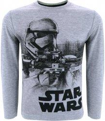 Bluzka Star Wars Stormtrooper szara