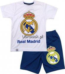 Komplet Sportowy Real Madryt z Logo