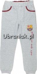 Spodnie Dresowe FC Barcelona szare