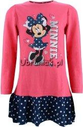 Sukienka Myszka Minnie różowa