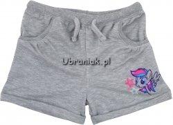 Spodenki My Little Pony szare