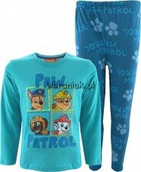 Piżama, komplet Psi Patrol niebieska
