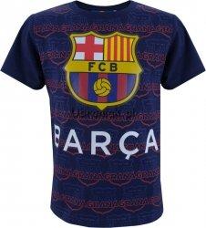 T-shirt FC Barcelona Barca granat