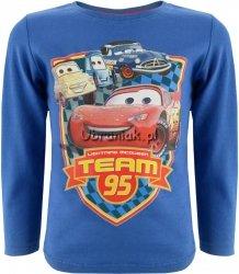 Bluzka Auta TEAM 95 niebieska