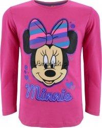 Bluzka Myszka Minnie różowa