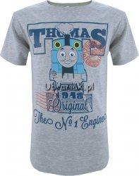 T-shirt Tomek i przyjaciele szary
