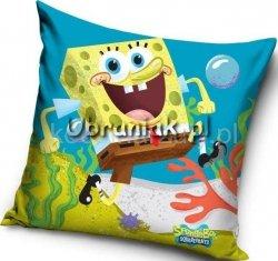 Poszewka na poduszkę Sponge Bob  40x40
