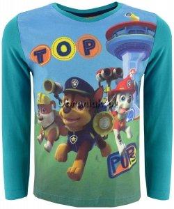 Bluzka Psi Patrol Wieża zielona