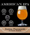 Surowce piwowarskie na 23L. - AMERICAN IPA