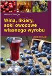 Wina, likiery, soki owocowe własnego wyrobu