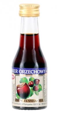 Esencja smakowa-Likier orzechowy na 0,75L alk-20ml