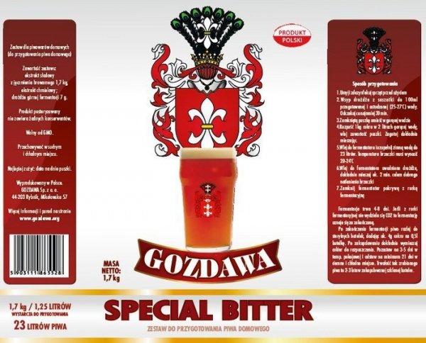 Specjal Bitter 1,7kg - Gozdawa