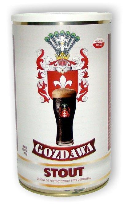 Stout 1,7kg - Gozdawa