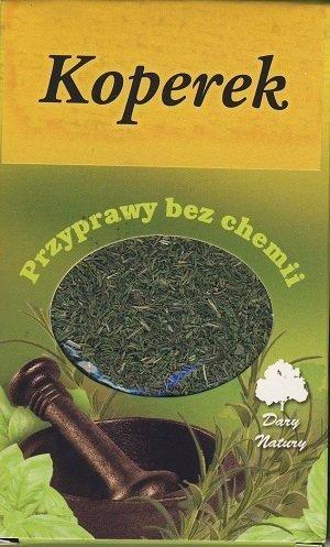 Koperek - 30g - Dary Natury
