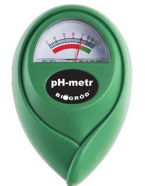 TESTER, pH METR GLEBOWY