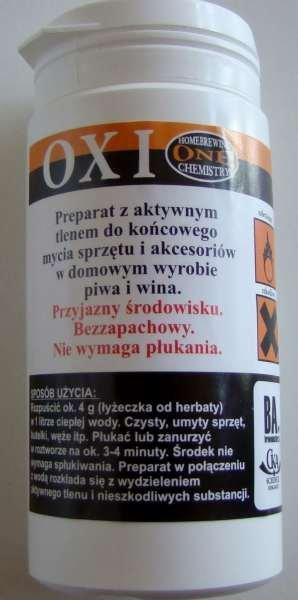 OXI One 100 g do dezynfekcj odkażania