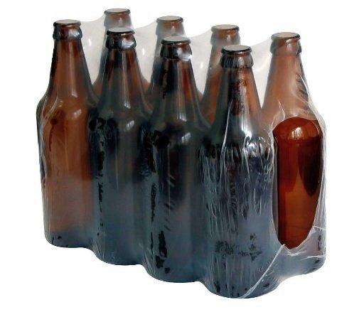 Butelka na piwo 0,5l - zgrzewka 8 szt.