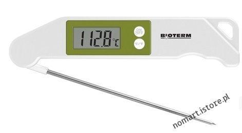 Składany elektroniczny termometr spożywczy