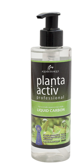 AQUABOTANIQUE PLANTA ACTIV POWER LIQUID CARBON (ALTERNATYWA CO2) 200ml NAJLEPSZY