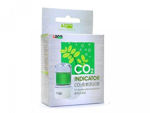 CO2 INDICATOR Stały test CO2 NIEZBĘDNY