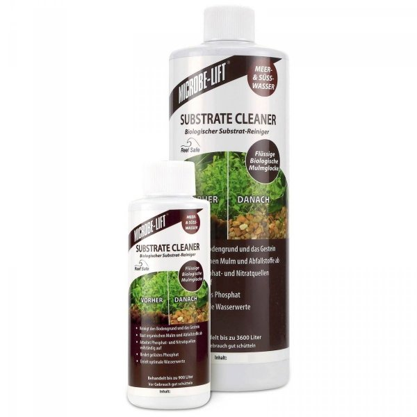 MICROBE-LIFT GRAVEL SUBSTRATE CLEANER 236ml odmulacz dna