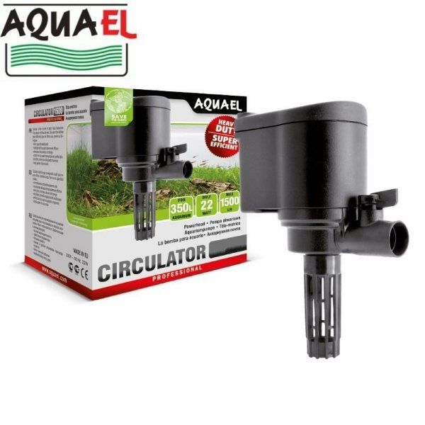 POMPA CIRCULATOR 1500 AKWARIUM 250-350L AQUAEL