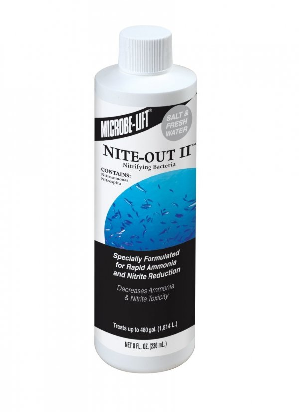 MICROBE-LIFT NITE-OUT II 473ml redukuje NH3,NO2