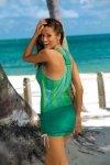 Plážové šaty Marko Ariel M-366 Natura