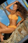 Dámské plavky Marko Janet M-349 Incas