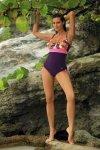Dámské plavky Marko Michelle M-332 Mora