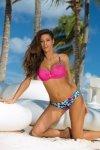 Dámské plavky Marko Summer M-364 Rosa Shocking