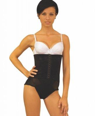 Linea Fashion 508 black Stahovací kalhotky