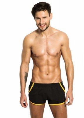 Alpha Male Imago Black Pánské plavky