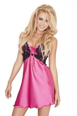 Dkaren Liwia pink Noční košile