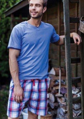 Key David MNS 412 A7 Pánské pyžamo