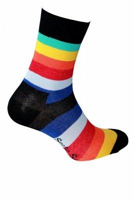 Sesto Senso Finest Cotton model 3k Ponožky