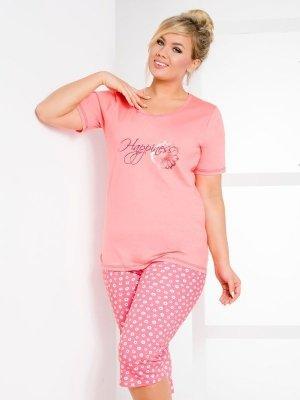 Taro Magda 109 SS/17 K2 Růžové Dámské pyžamo