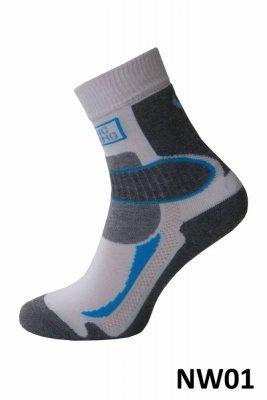 Sesto Senso Nordic Walking model 01 m Ponožky