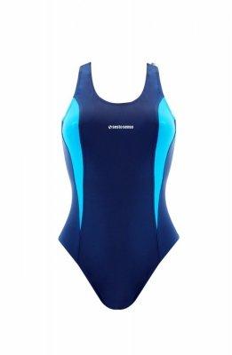 Sesto Senso BD 730 tmavě modry Dámské plavky