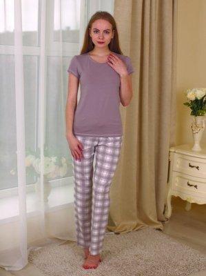 Roksana Feeling 497 Mokka Dámské pyžamo
