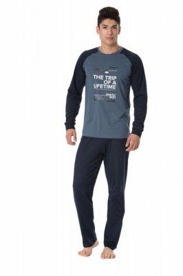Rossli SAM-PY-095 Pánské pyžamo