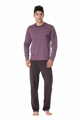 Rossli SAM-PY-104 I Pánské pyžamo