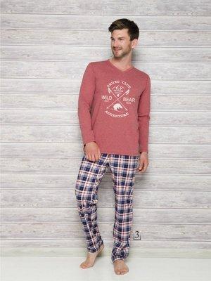 Taro Arek 2130 AW/17 K3 Vřesové Pánské pyžamo