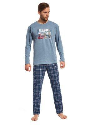 Cornette London Streets 124/88 Pánské pyžamo