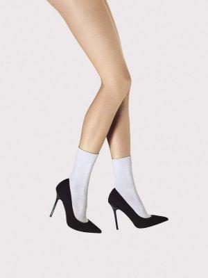 Fiore Dreamer White 40 Den Ponožky