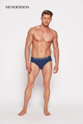 Henderson Man 35213-55x Tmavě modré Pánské slipy