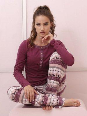 Roksana Veronica 504 Dámské pyžamo