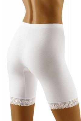 Wol-Bar Rona Bílé Kalhotky